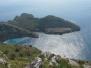 Escursione in pen. sorrentina: Termini, S. Costanzo, Punta Campanella, S. Croce