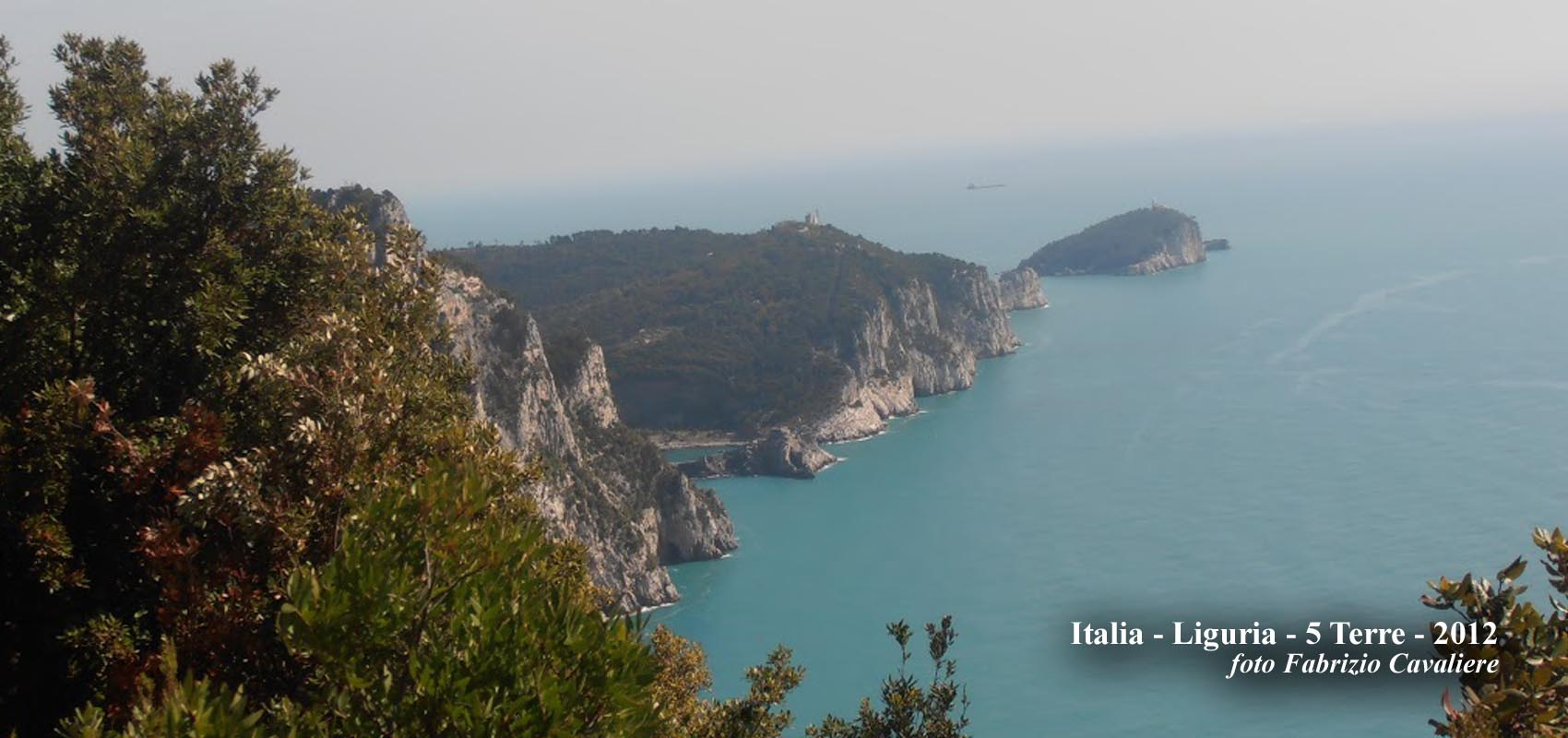 Italia, Liguria - 5 terre - 2012
