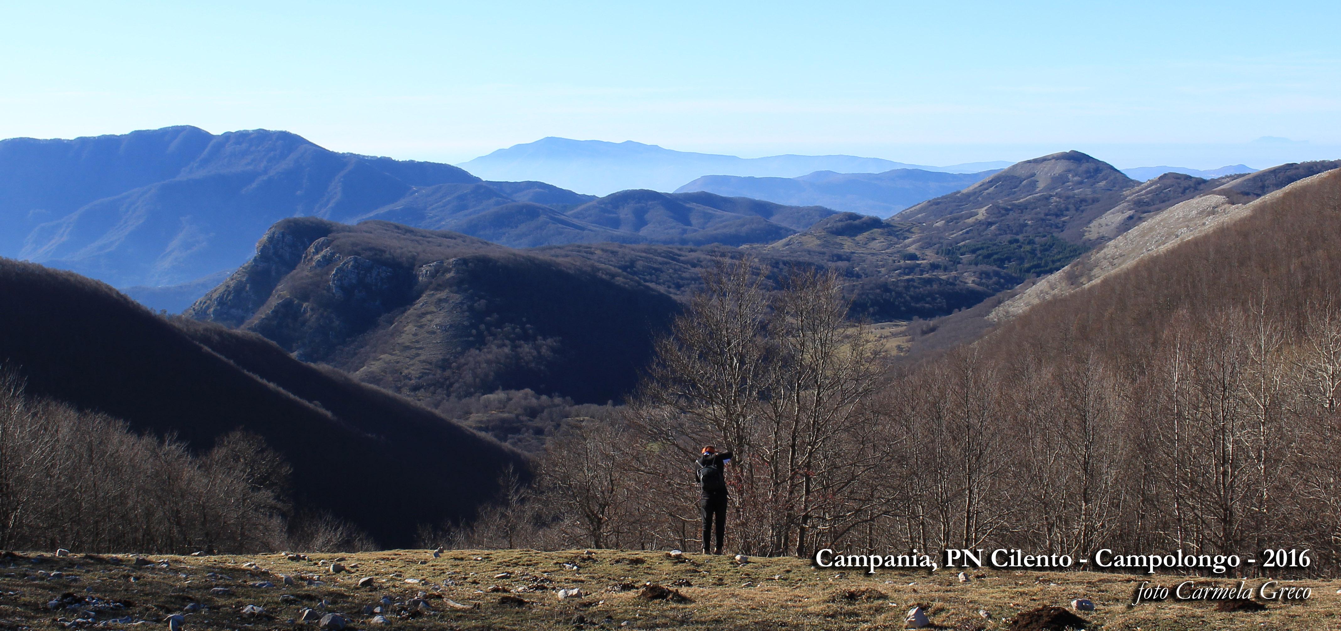 Campania, PN Cilento - 2016 - Valle Dei Gigantini
