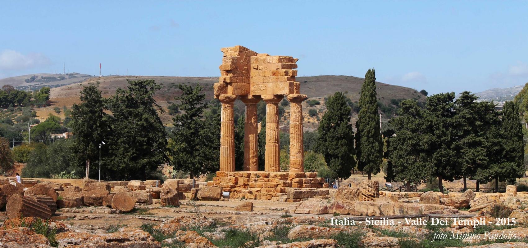 Sicilia, Agrigento - Valle dei Templi - 2015