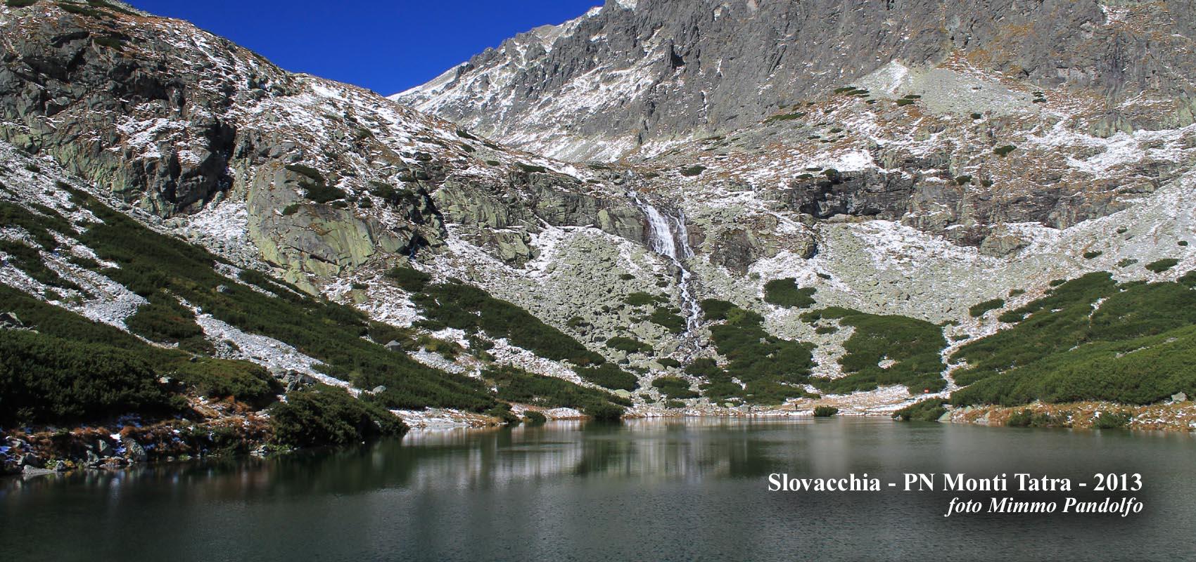 Slovakia, PN Monti Tatra - Velické Pleso - 2013