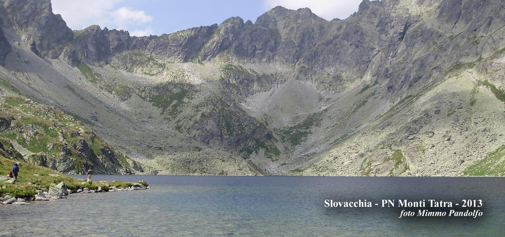 Slovakia, PN Monti Tatra - Velké Hinkovo pleso - 2013