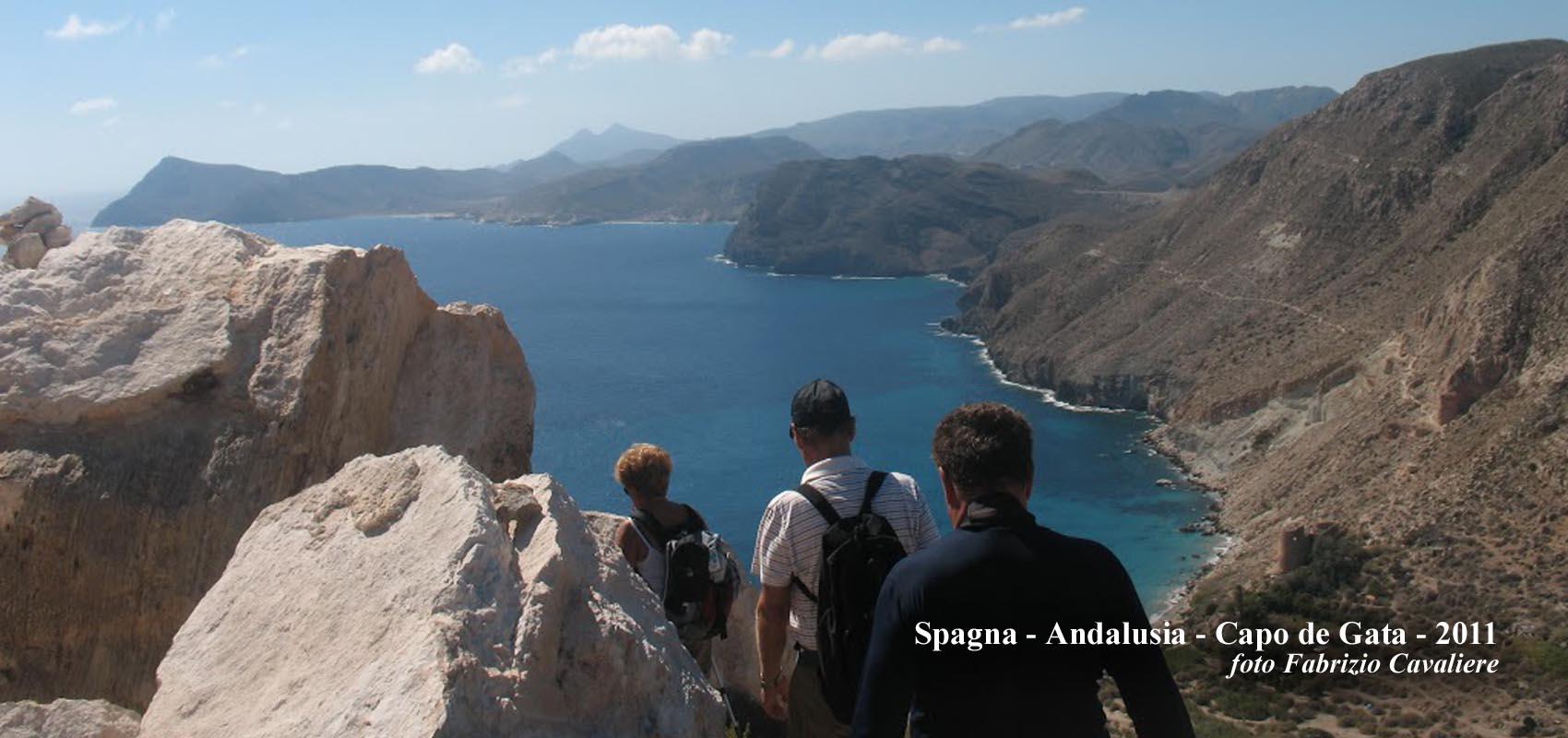 Spagna, Andalusia - Capo de Gata - 2011
