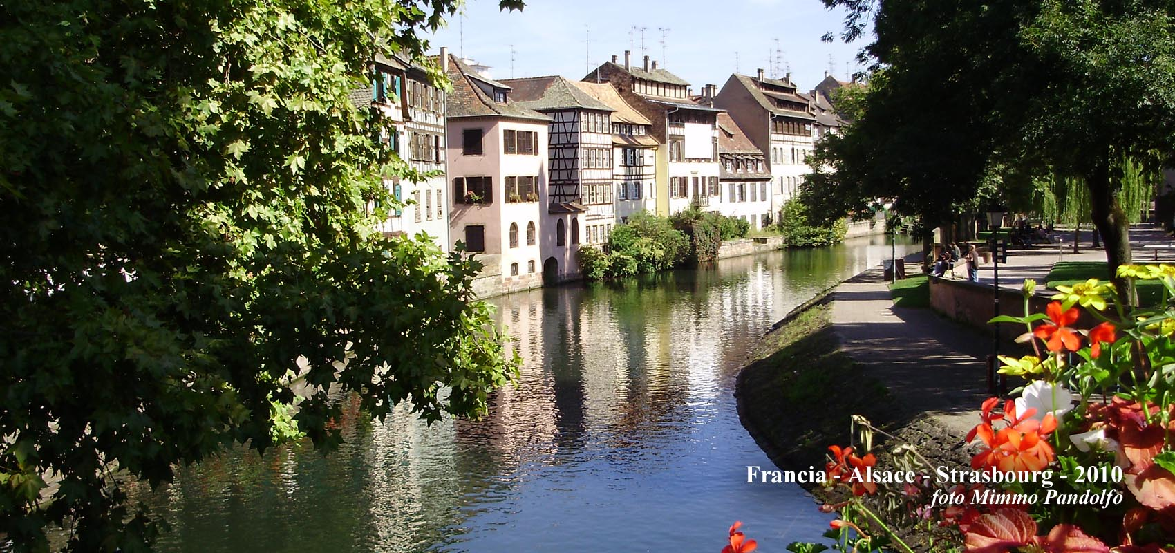 Francia, Alsace - Strasbourg - 2015