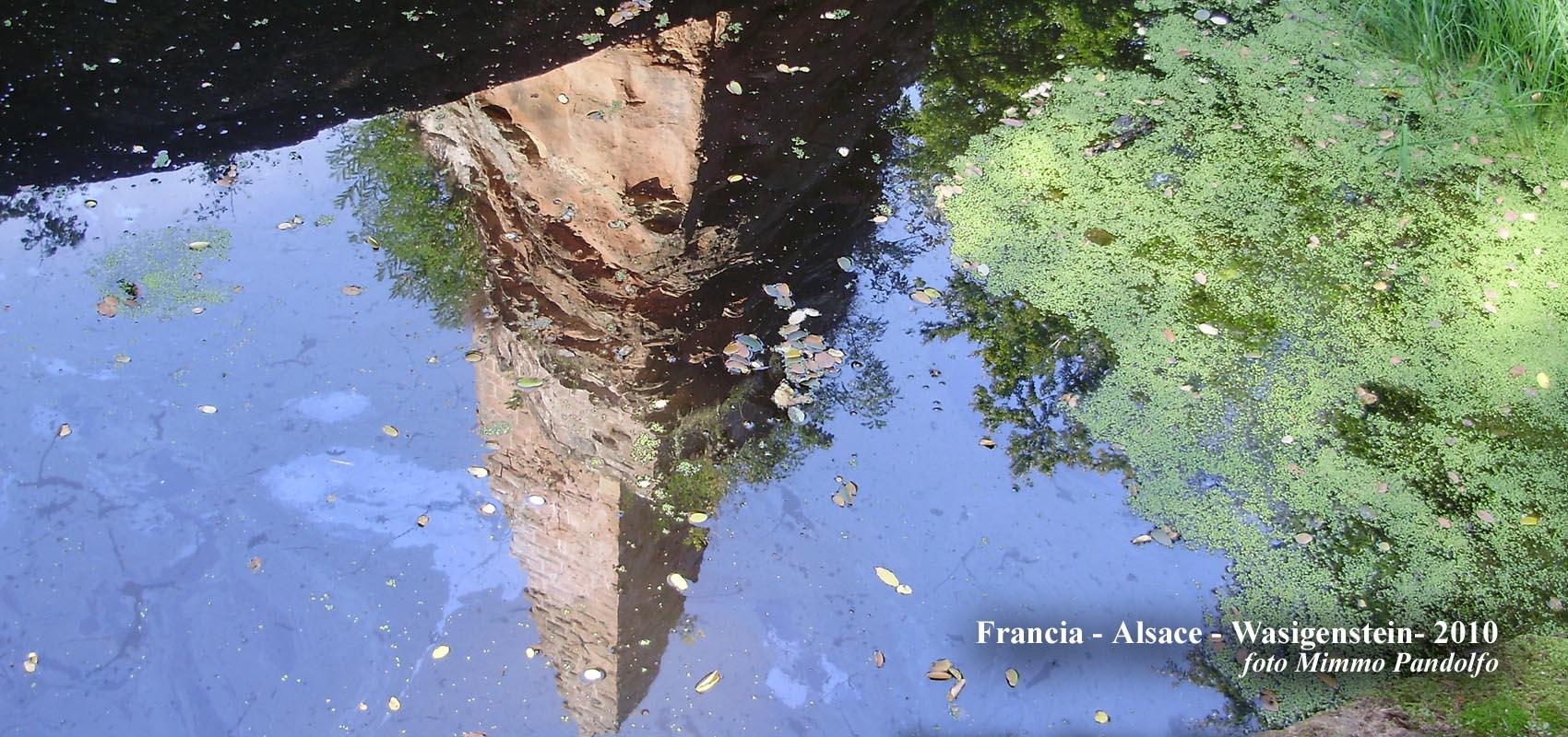 Francia, Alsace - Wasigenstein - 2010