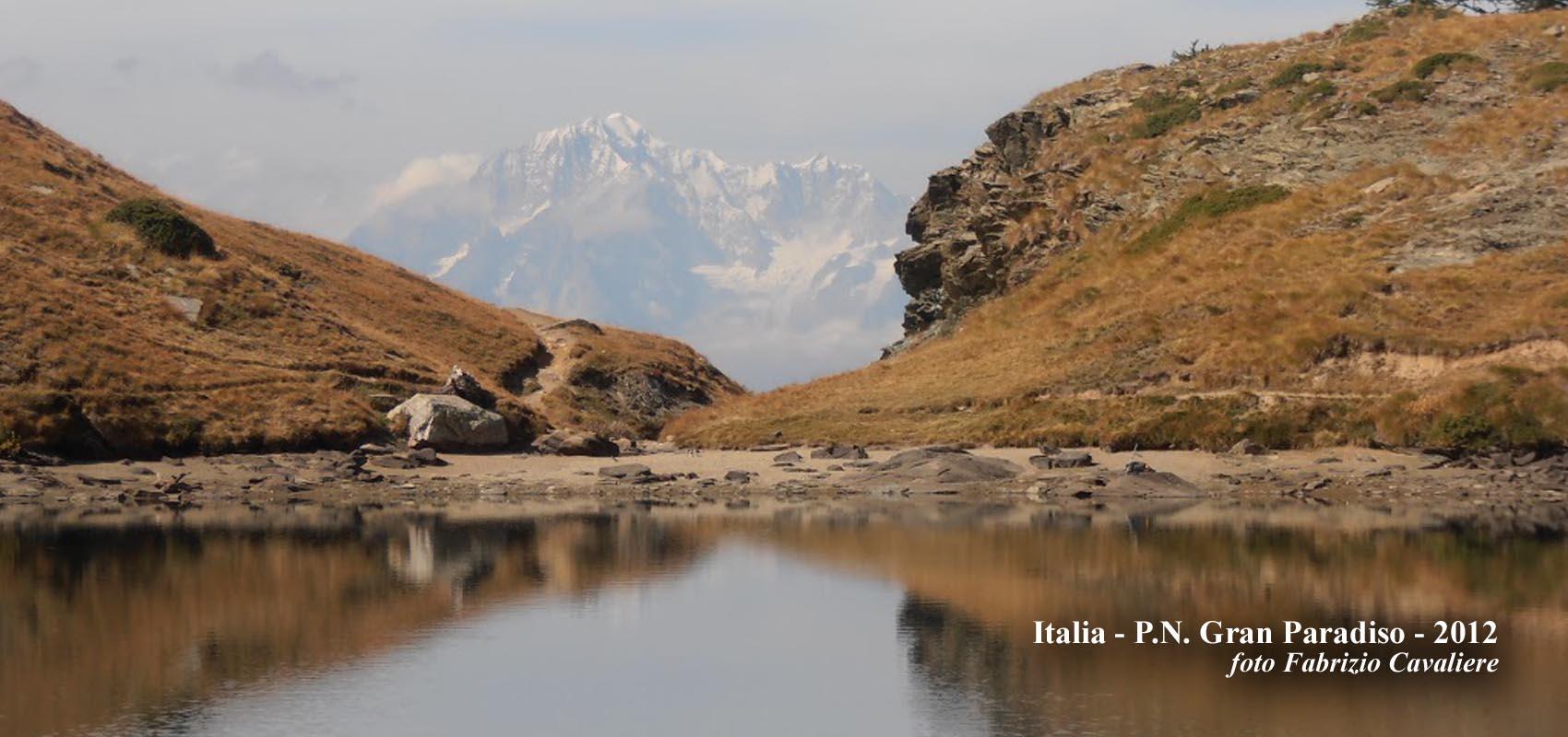Italia, PN Gran Paradiso - 2012