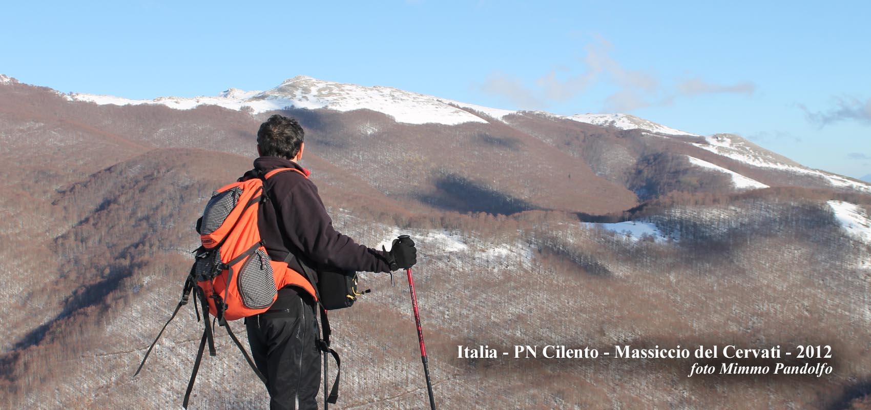 Italia, PN Cilento - Massiccio del Cervati - 2012