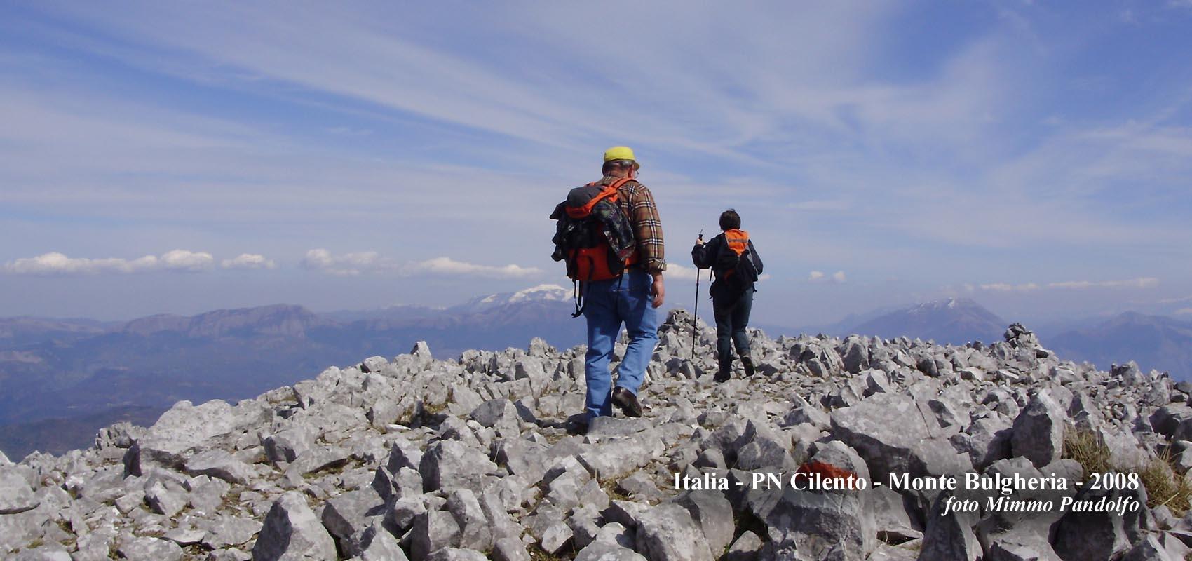 Italia, PN Cilento - Monte Bulgheria - 2008