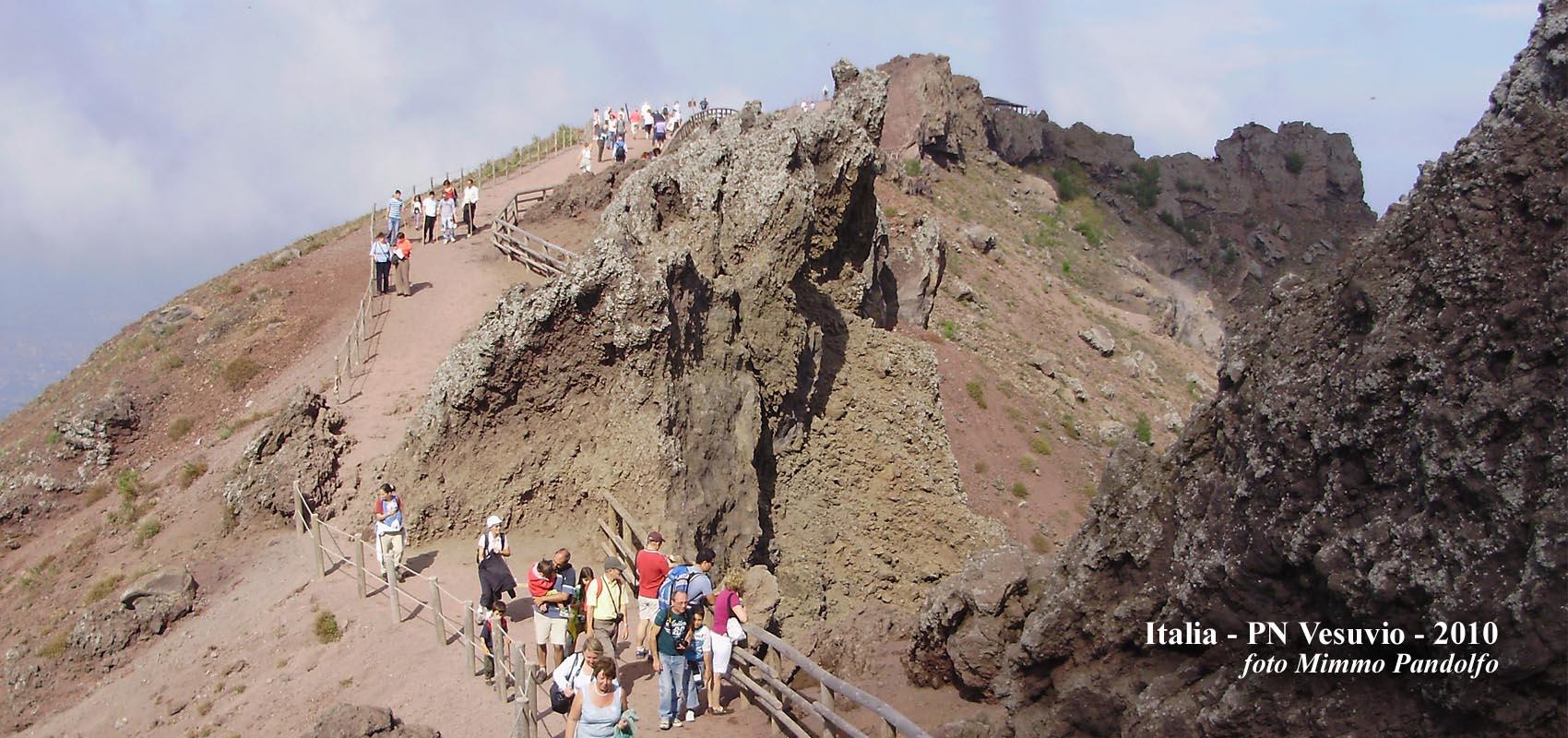 Italia, PN Vesuvio - 2010