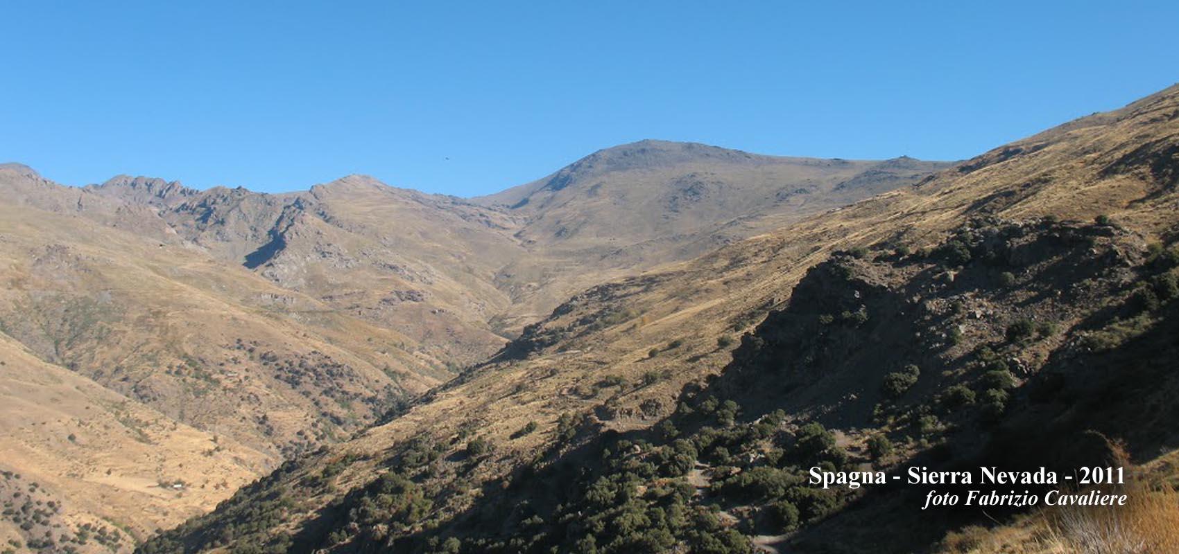 Spagna, Sierra Nevada - 2011