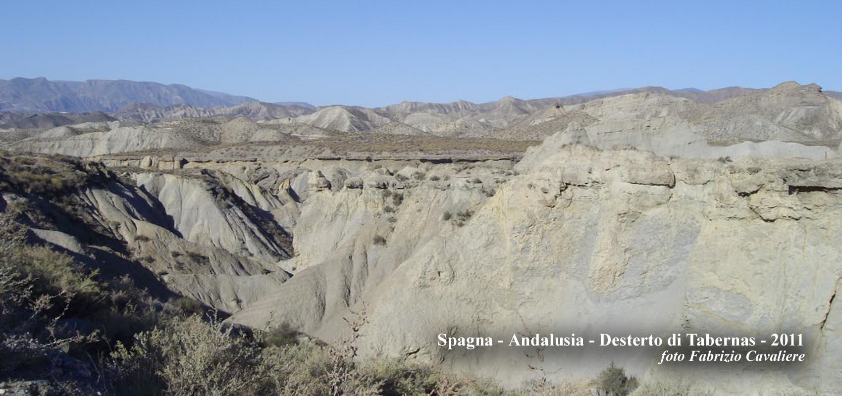 Spagna, Andalusia - Deserto di Tabernas - 2011