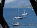 Campania, Punta Tresino - 2017 - tris di barche
