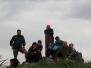 Il Monte Panormo da Sicignano degli Alburni