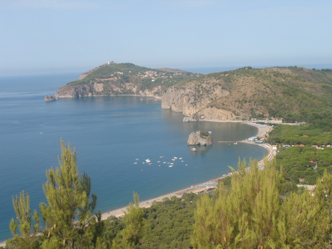 Foto paesaggio